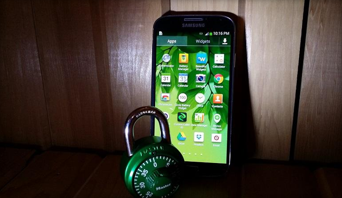 CyberSecurity Mobile Device