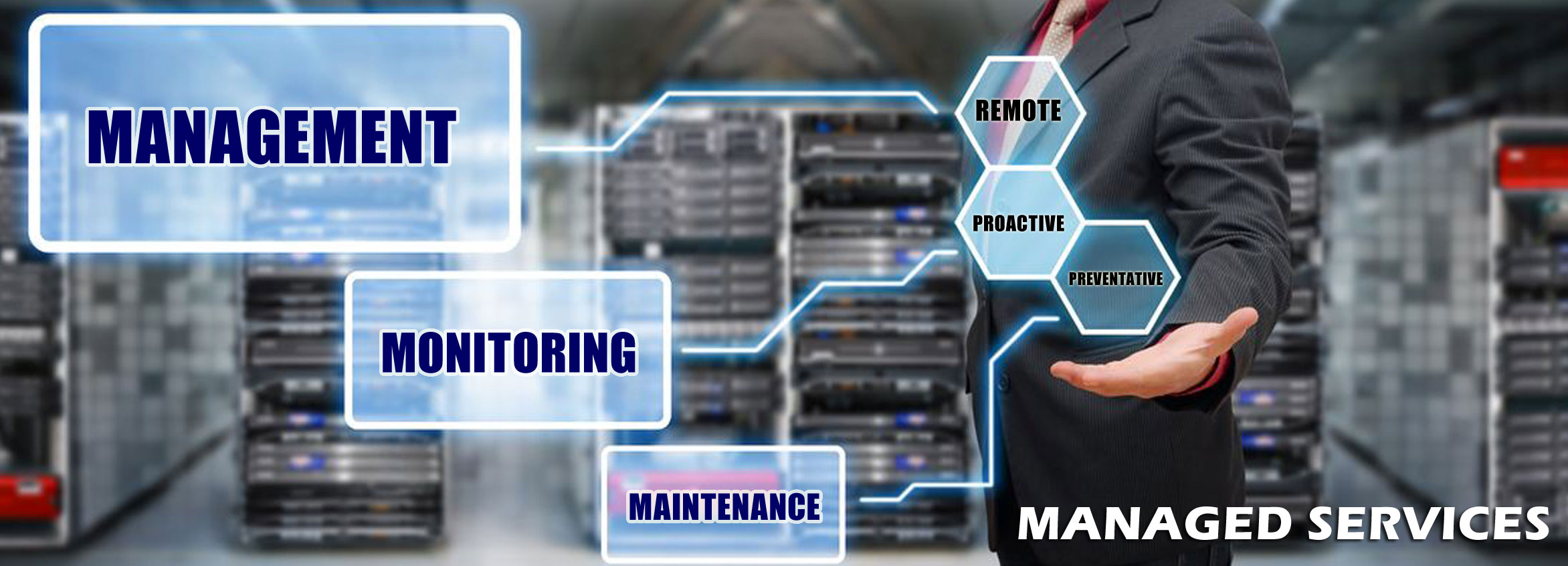 Managed Services - Grants Pass, OR