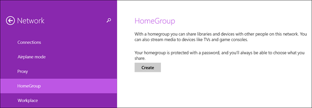 win 10 home group user password