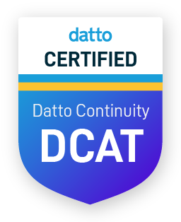Datto Certified Advanced Technician - Continuity