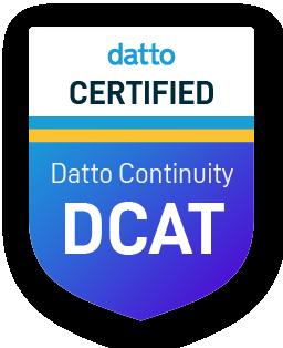 Datto Certified Advanced Technician - Continuity